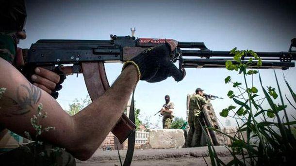 Террористы обстреляли очередное село