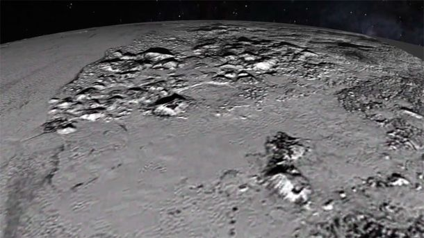 Поверхня Плутона