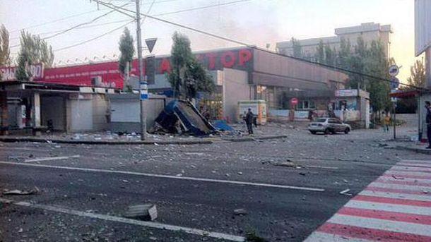 Донецьк сьогодні