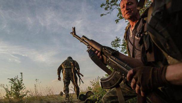 Боевики обстреляли Водяное