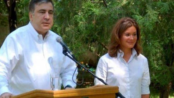 Саакашвили и Гайдар