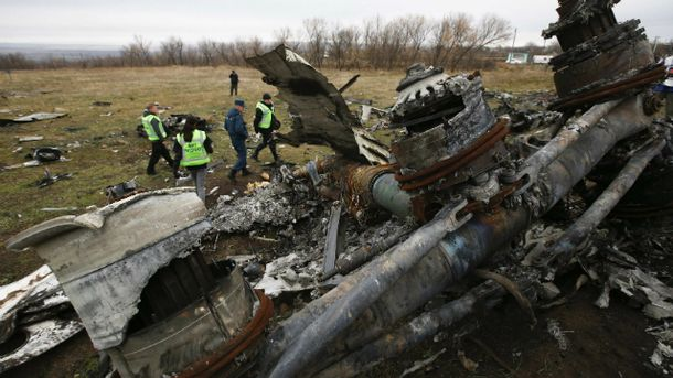 Расследование катастрофы Boeing-777