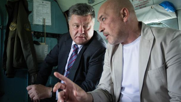 Порошенко призначив волонтера Туку новим губернатором Луганщини