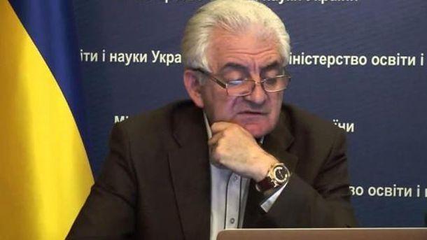 Ігор Лікарчук, директор УЦОЯО