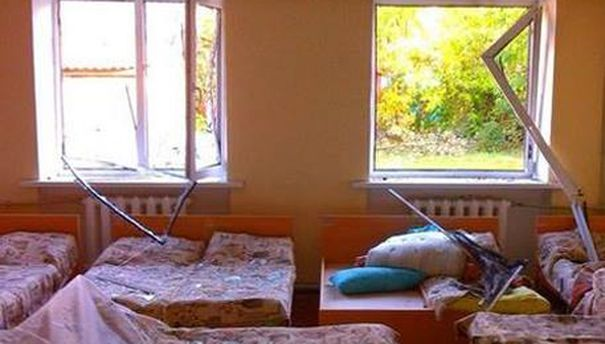 У Донецьку бойовики облаштують базу в дитячому садку