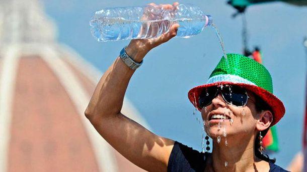 На Землю пришла рекордная жара