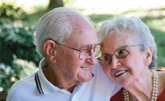 Пенсионеры с ЕС