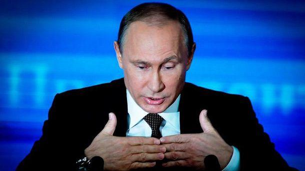 Путін скликав Раду Безпеки після розмови з Порошенком