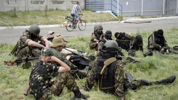 Террористы прибегли к новой технике боевых действий