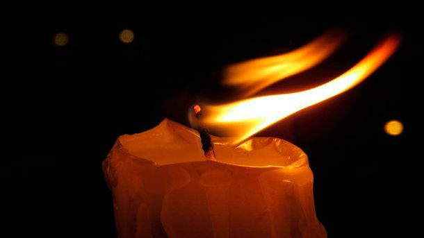 Свічка пам'яті