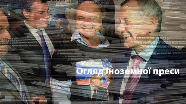 Французькі депутати, які відвідали Крим