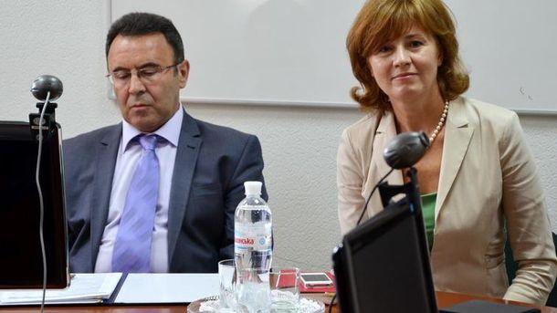 Иван Гнатишин и Людмила Курмаз