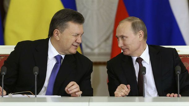 Новая игрушка Путина — судебный процесс над Януковичем