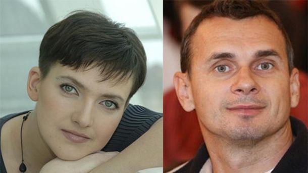 Савченко и Сенцов