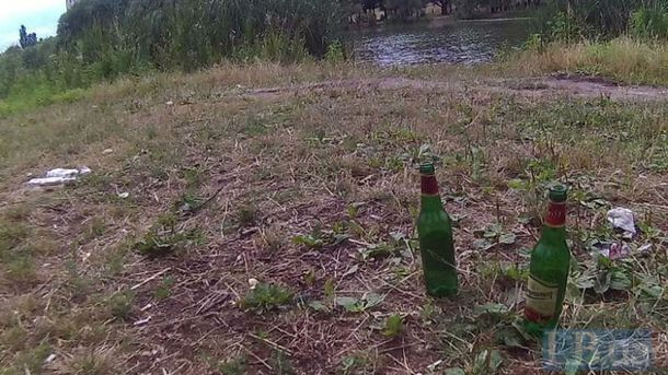 Смерть біля озера