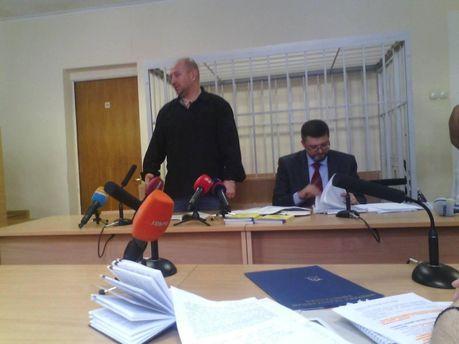 Суд над Шокіним
