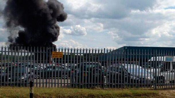 Авиакатастрофа в Британии
