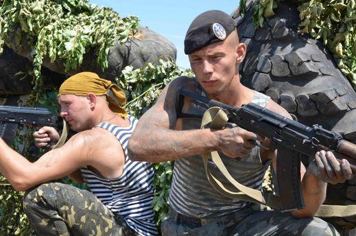 Морські піхотинці