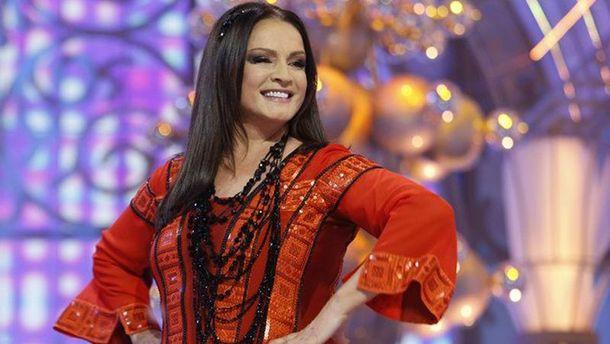 София Ротару обеднела из-за аннексии Крыма