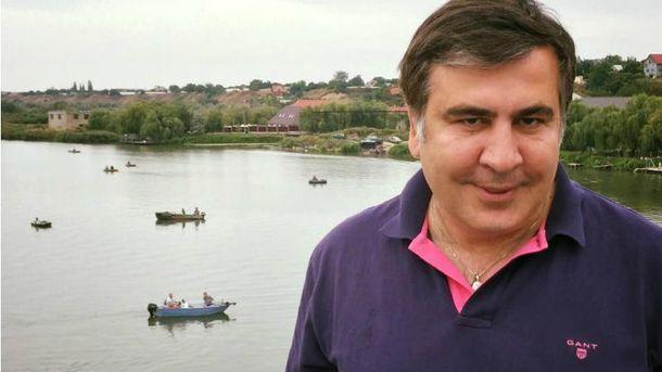 Саакашвили порадовал сеть