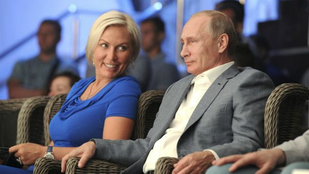 Владимир Путин, Наталья Рагозина