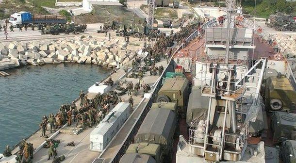 Корабель зі Севастополя відправляють у Сирію
