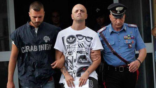 Убийца украинца