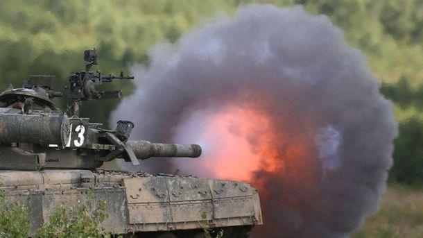 Російський танк