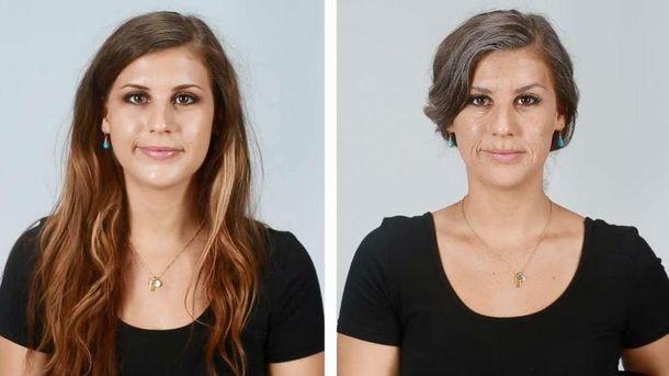 Как курение изменяет внешность человека