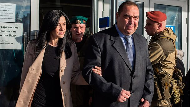 Игорь и Лариса Плотницкие