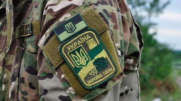 Українських військових затримали в Криму