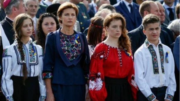 Діти Президента