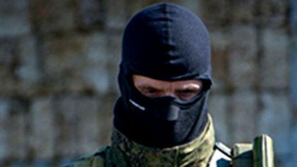 Военный в Балаклаве