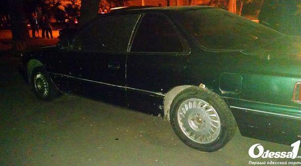 В центре Одессы ночью взорвали гранату
