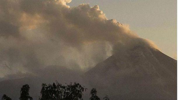 Вулкан Коліма