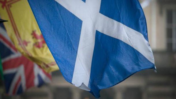 Прапор Шотландії