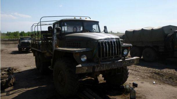 При участии военных произошла авария пострадал ребенок