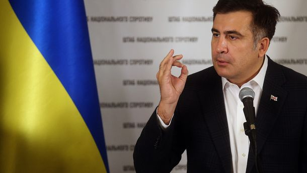 Саакашвили рассказал, кто контролирует Министерство здоровья