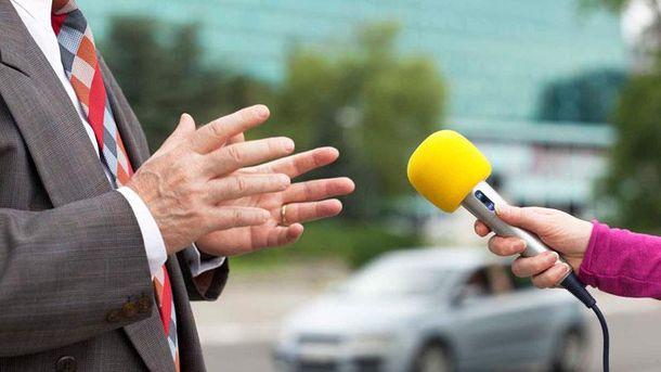 Санкционный список журналистов изменят