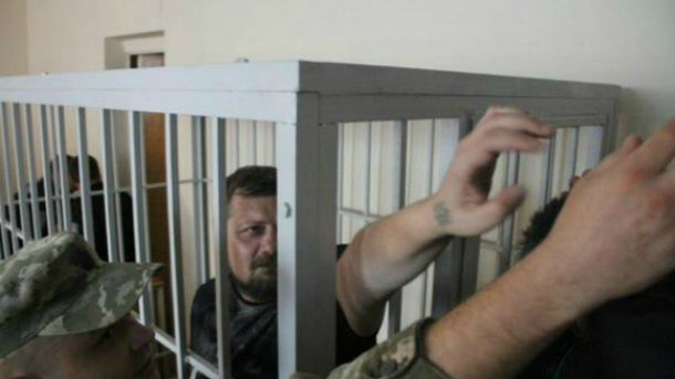 Мосійчук залишиться під арештом