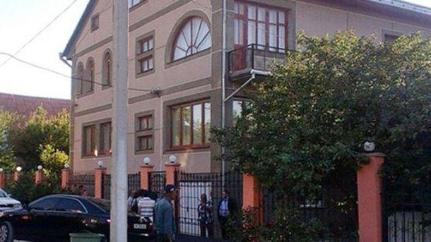 Будинок Джемілєва у Криму