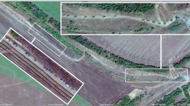 Спутниковое фото