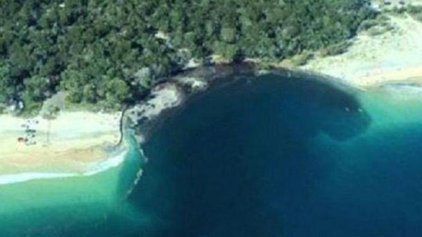 Целый палаточный городок ушел под воду в Австралии