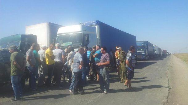Чубаров: зачас блокади доКриму непропустили жодну вантажівку