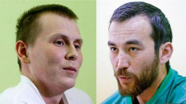 Спецпризначенці Александров і Єрофєєв