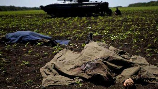 Загиблі у війна на Донбасі