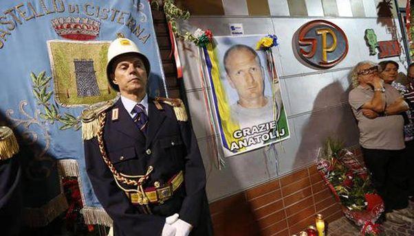 Вшанування пам'яті українця
