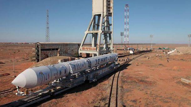 Без украинцев Россия не может запустить в космос ракету
