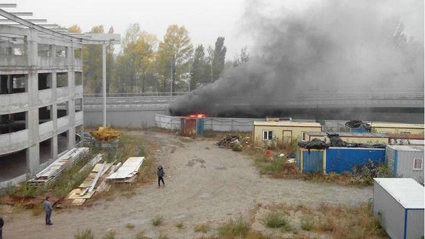Біля аеропорту «Бориспіль» відбулася смертельна аварія
