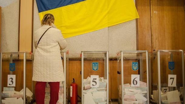 Під Києвом ціле село голосувало без паспортів